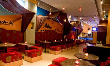 Hookah Bar Decor And Furniture