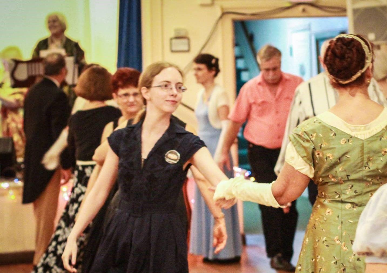 Learn to Dance Jane Austen style