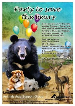 Cocktail Party for the bears