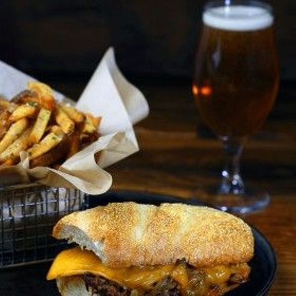 "Burgers, Brews And ""THANK YOU's"" At BAROAK"