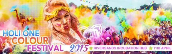 Holi Colour Festival Johannesburg Holy One Colour Festival May