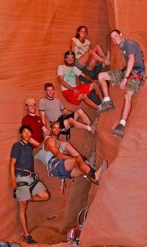 Canyoning footwear: adidas Hydro Pro   fat canyoners