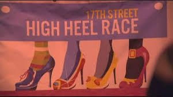 the dc high heel drag queen race is an annual big event that is held each year on the tuesday before halloween thousands of spectators flock to dupont - Halloween Events In Va