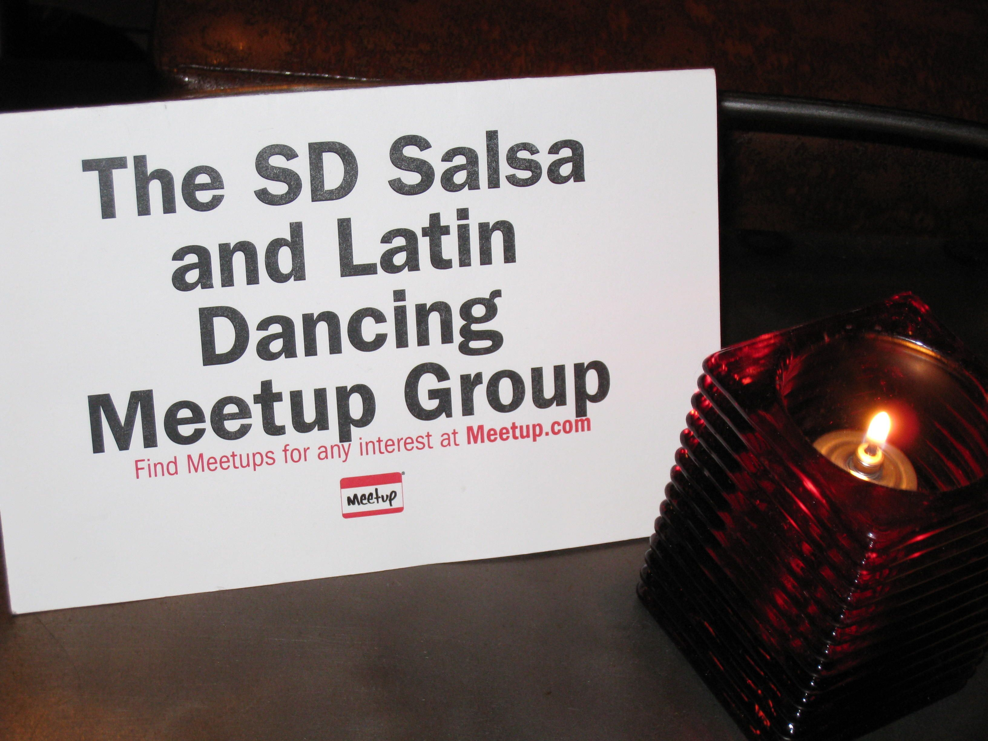 Meetup Salsa San Diego