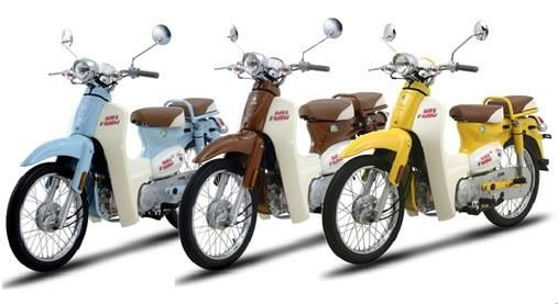 SYMBA Honda Cub Replica By SYM Coming To USA