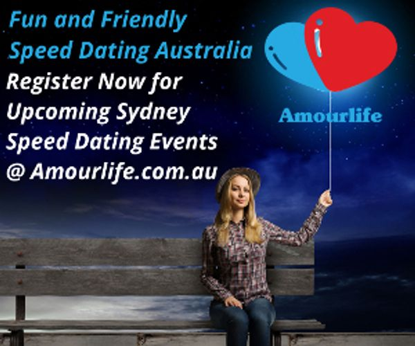 Group speed dating sydney