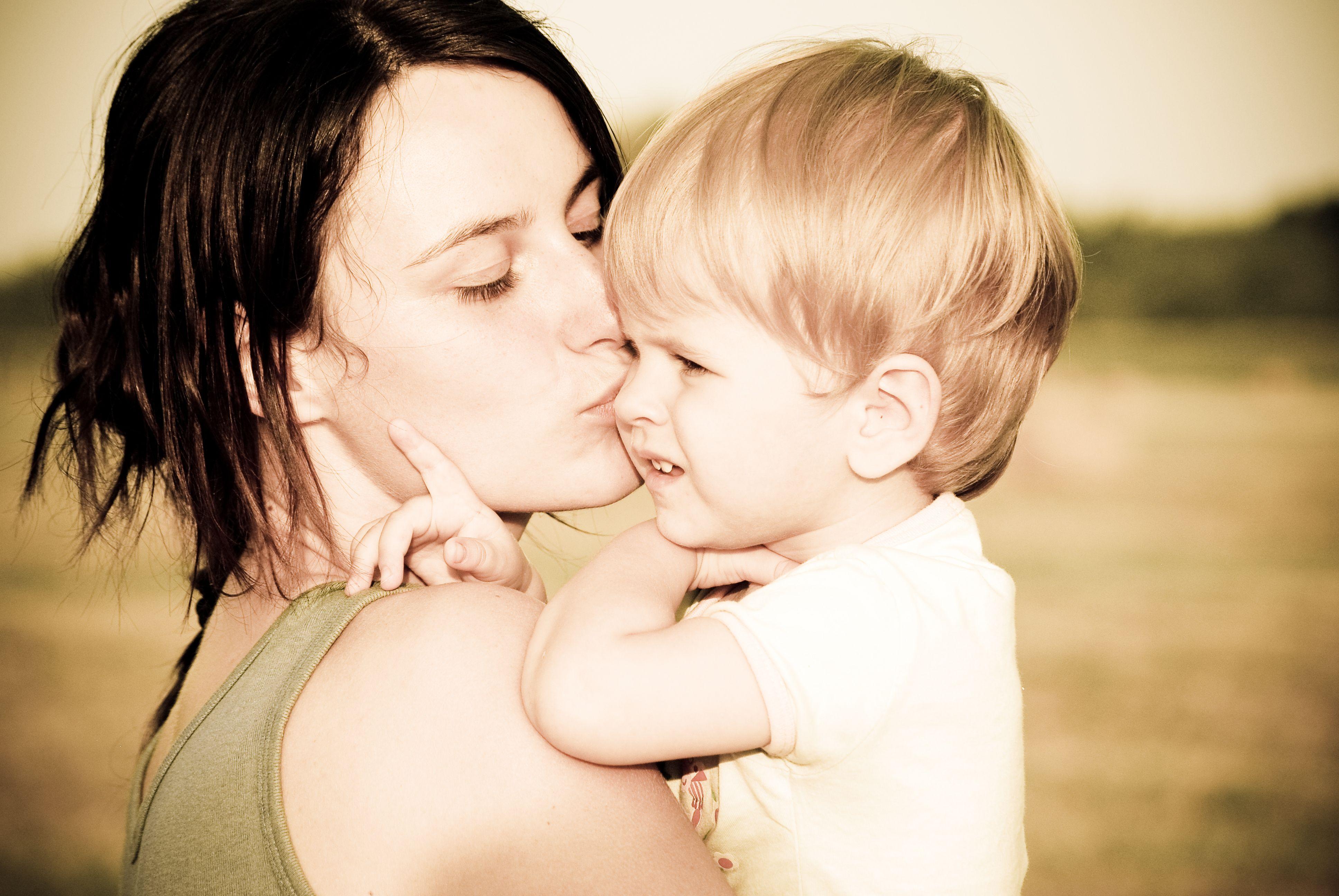 Фото мамы с ребенком муж
