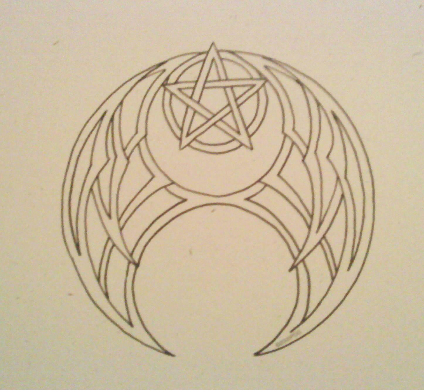 Free Coloring Pages For Wiccans