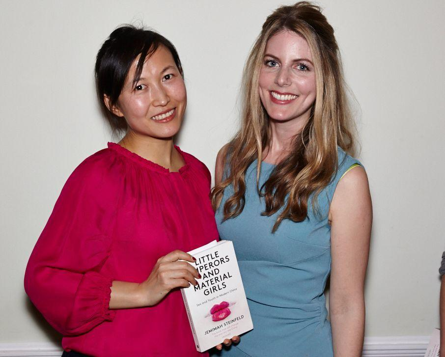 Jemimah S. - Book Club - Asian Authors/Books about Asia (London ...