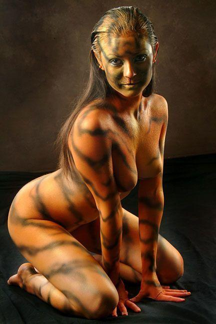 wanita tan anal