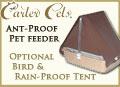 Carter Pets ANT- PROOF OUTDOOR PET FEEDE