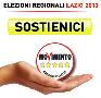 Sostieni il MoVimento 5 Stelle Lazio